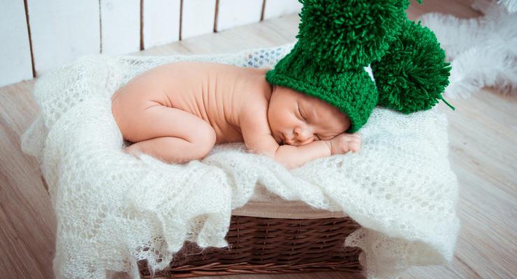 Новорожденные в Украине: ТОП-5 областей по количеству рождений