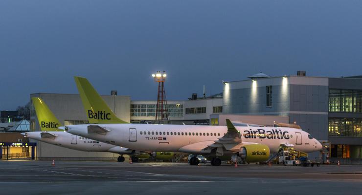 AirBaltic восстанавливает сразу три рейса в Украину