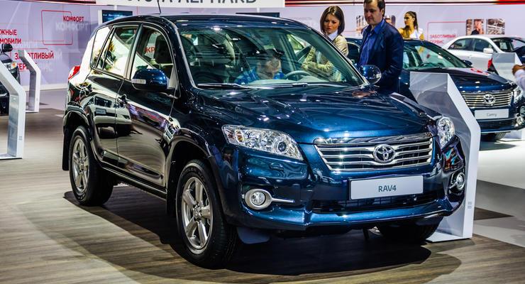 Украинцы потратили 200 млн долларов на новые авто в феврале: Рейтинг