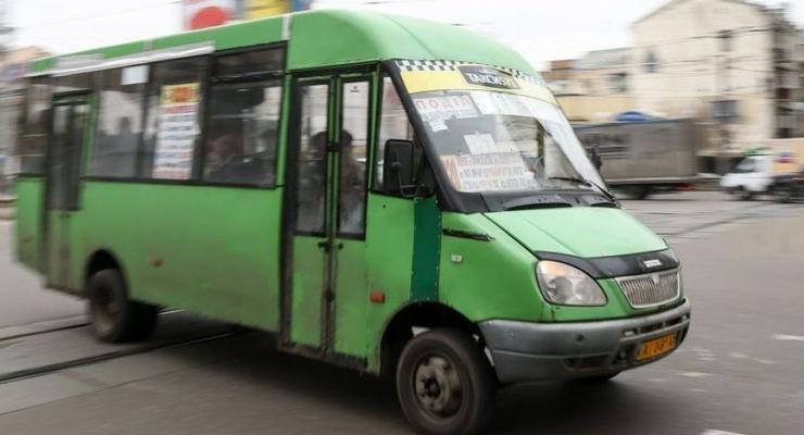 Как стать маршрутчиком в Киеве: Никаких ограничений и хлам на колесах