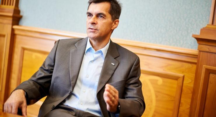 Жмак прокомментировал свое увольнение с поста главы УЗ