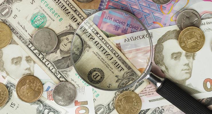 Курс валют на 24.03.2021: Евро упал ниже 33 грн, доллар вырос