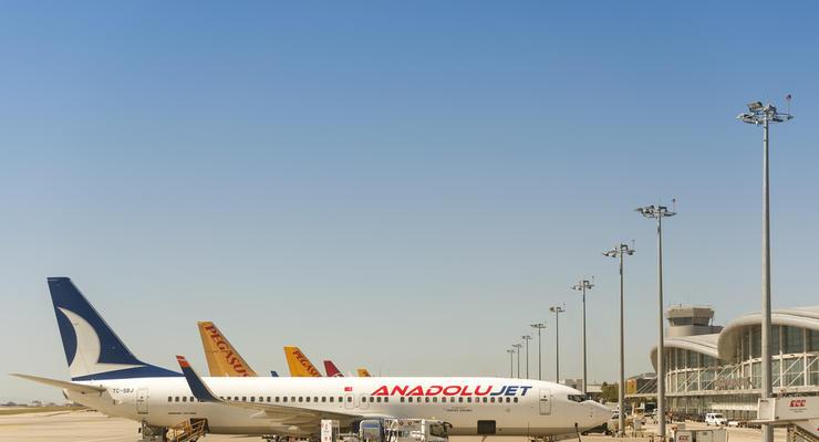 AnadoluJet запускает новые рейсы из Украины: Когда и за сколько можно улететь