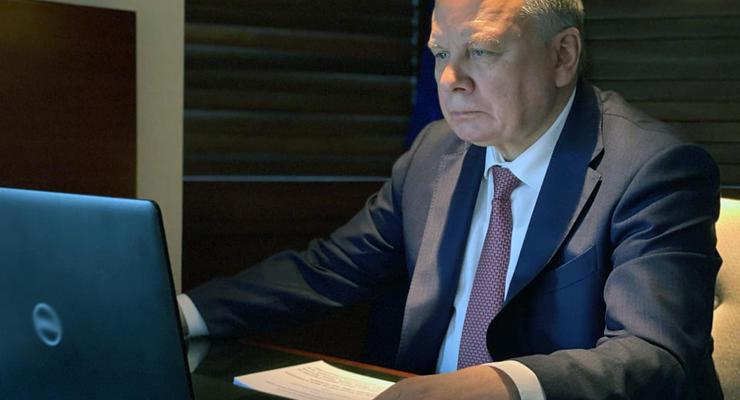 Глава Минобороны Андрей Таран задекларировал свыше 2 млн гривен доходов