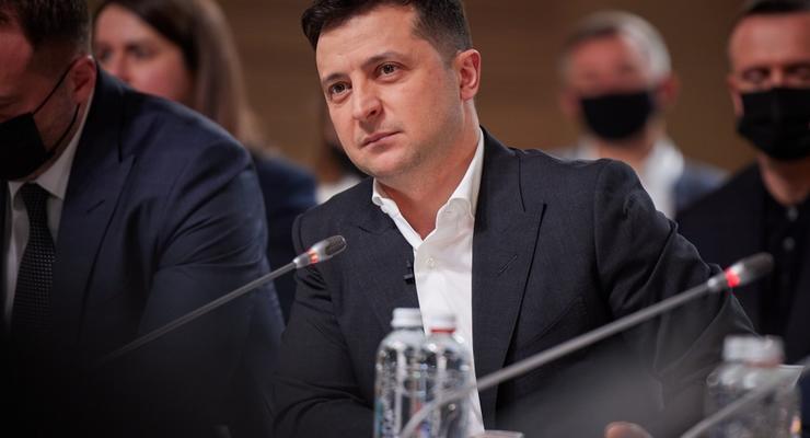 Зеленский подписал закон об отсрочке установки счетчиков на газ до 2023 года