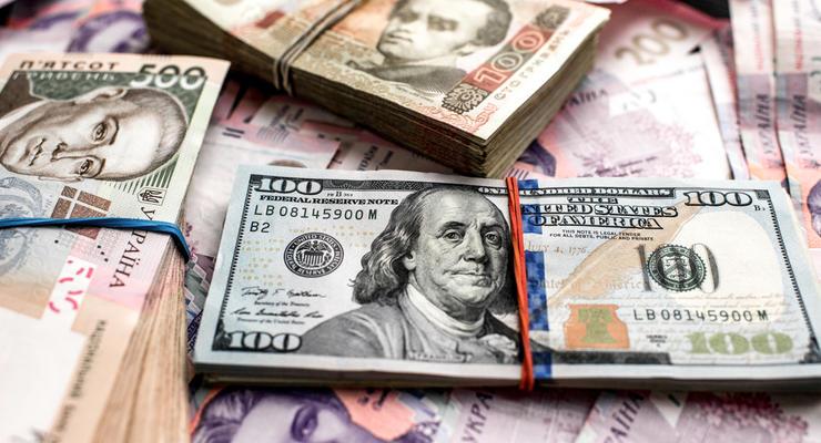 Курс валют на 29.03.2021: Евро снова опустился ниже 33 гривен, доллар замер