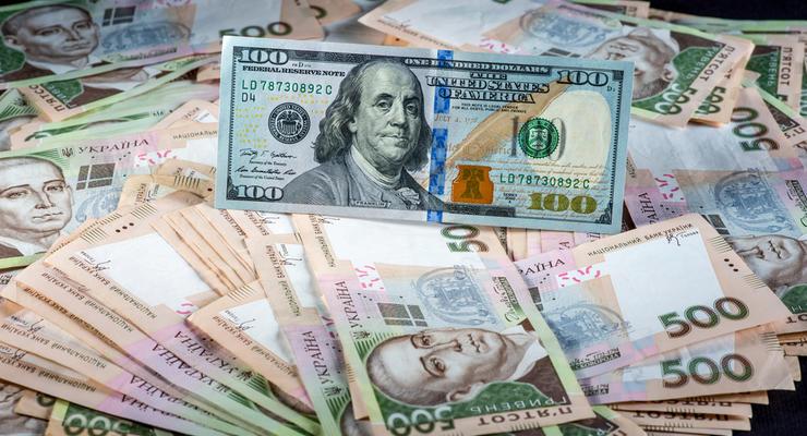 Госдолг Украины в прошлом месяце уменьшился на 5 млрд гривен