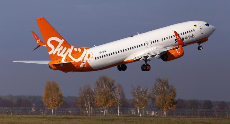 SkyUp запускает новый внутренний рейс: Перелет стоит дешевле поезда