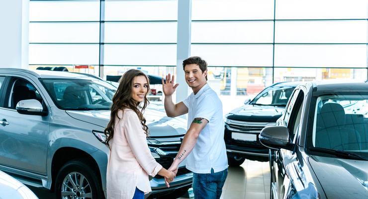 Наиболее популярные классы авто в Украине: Рейтинг