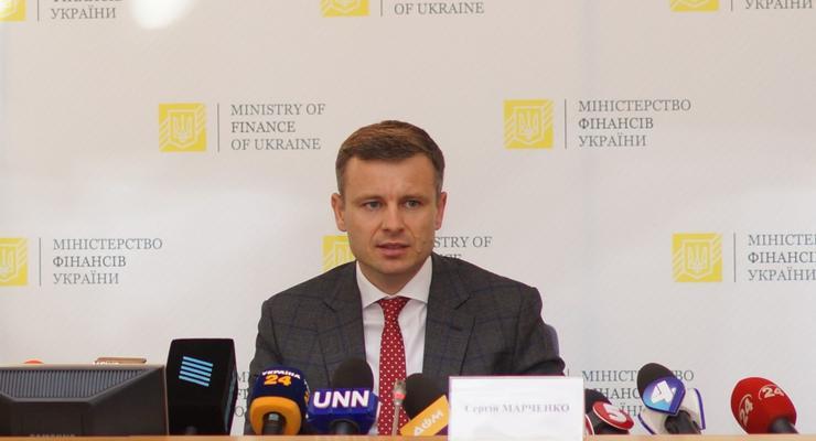 В Минфине не намерены больше мириться с неуплатой налогов, - Марченко