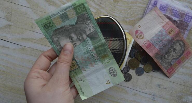 Рост доходов украинцев стал минимальным за четыре года, - Госстат