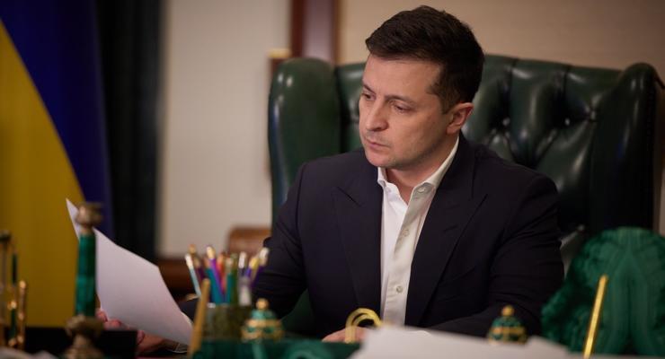 Государственная дача и миллионные роялти: Зеленский показал декларацию за 2020 год