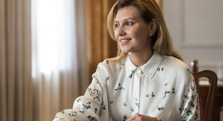 "Елена Зеленская в ""Квартале 95"" заработала 1 млн гривен"