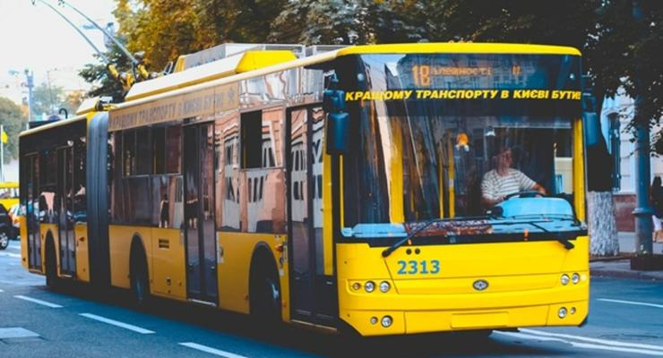 Спецпропуска на транспорт в Киеве во время локдауна: Как получить