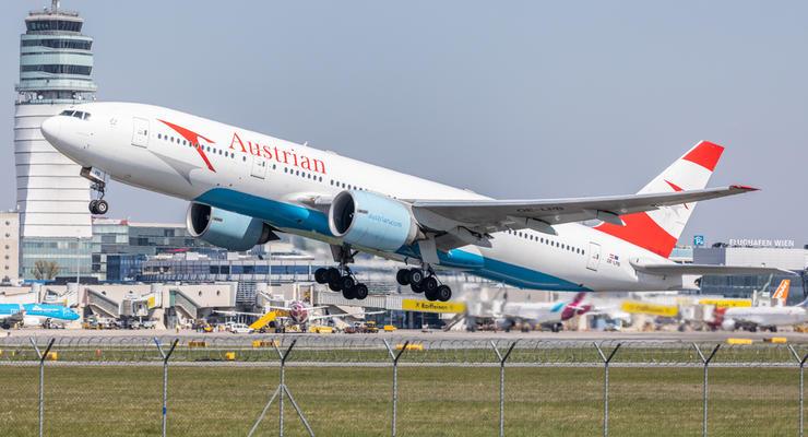 Austrian Airlines запускает новый маршрут из Украины: Когда, куда и почем