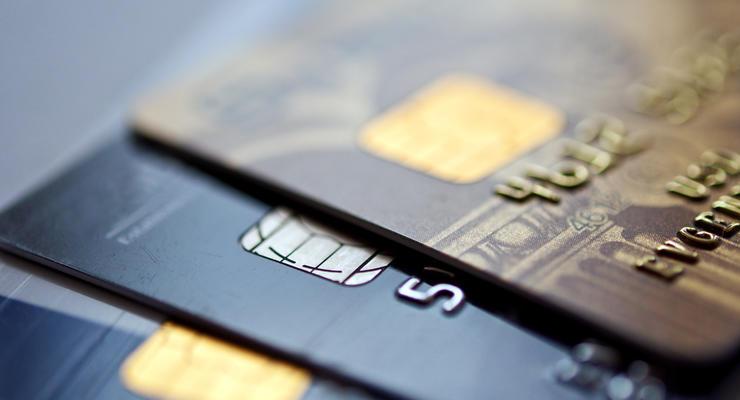 В Киеве сосредоточено больше 22% активных платежных карт