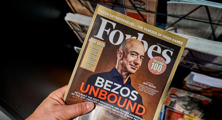 В рейтинг Forbes вошли семь украинских миллиардеров: Список богачей