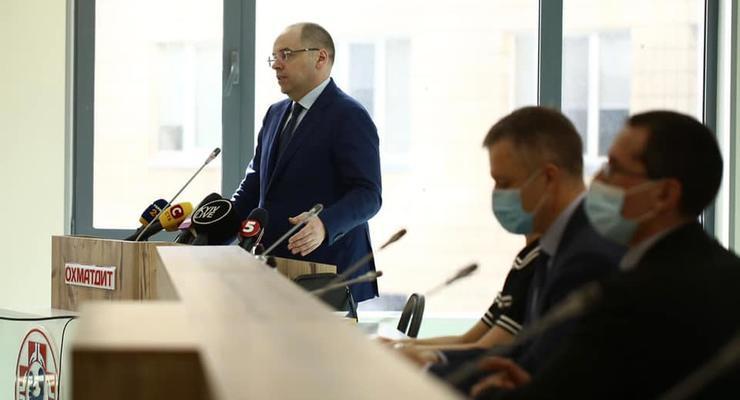В Украине не хватает денег на закупку вакцин от коронавируса: Степанов назвал сумму