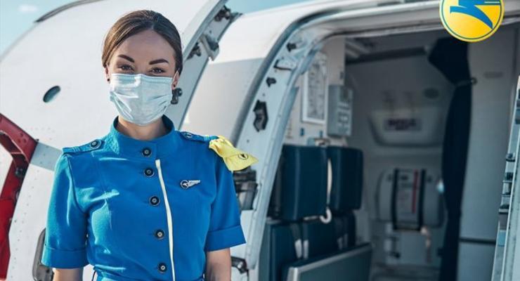 МАУ просит влючить экипажи самолетов в список первого этапа вакцинации