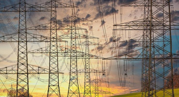 Потребление электроэнергии в Украине увеличилось на 6,5% с начала года