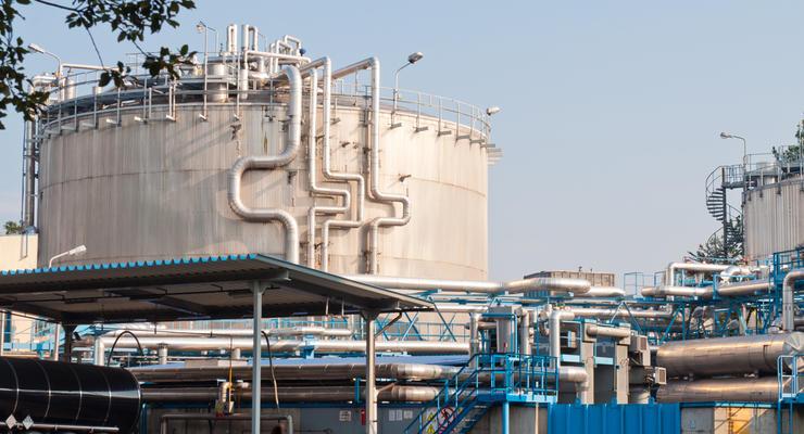 НКРЭКУ утвердила 10-летний план развития газохранилищ в Украине