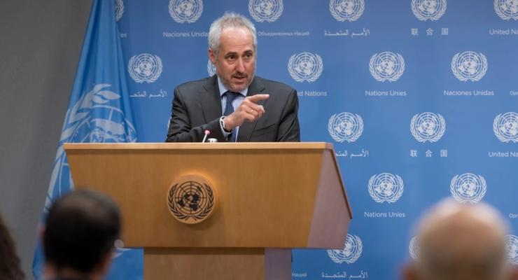 В ООН призвали выделить Украине полный объем гумпомощи по Донбассу