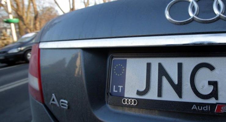 Растаможка евроблях: В Раде одобрили правки к законопроекту