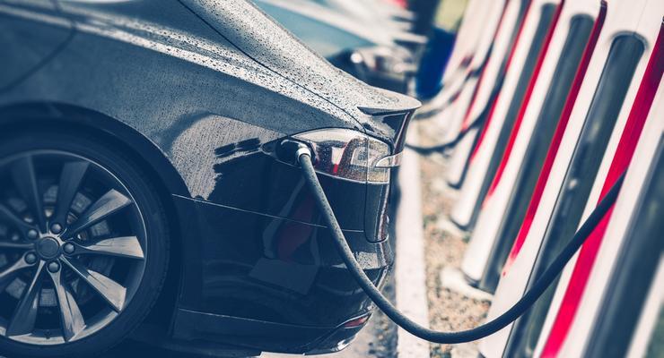 Самые популярные электромобили марта в Украине: Список