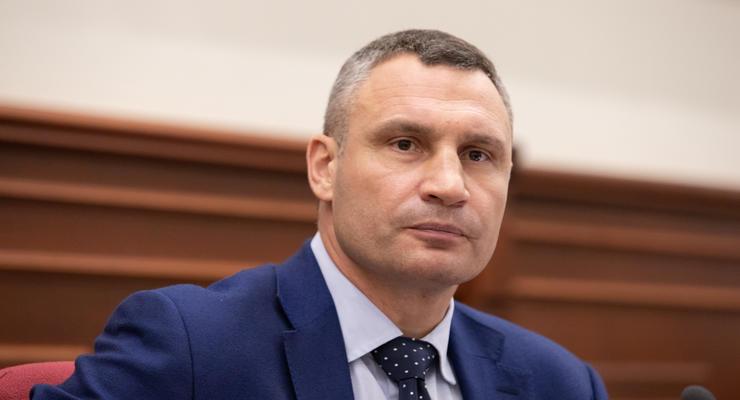 Кличко требует ввести в Украине полный локдаун