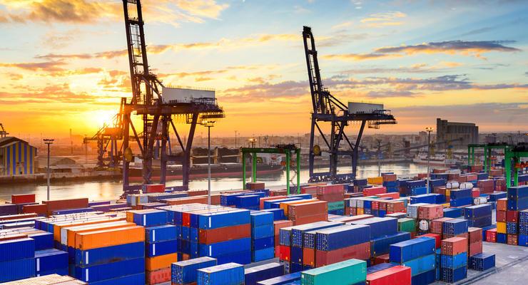 С начала года Украина увеличила объемы внешней торговли на 12%
