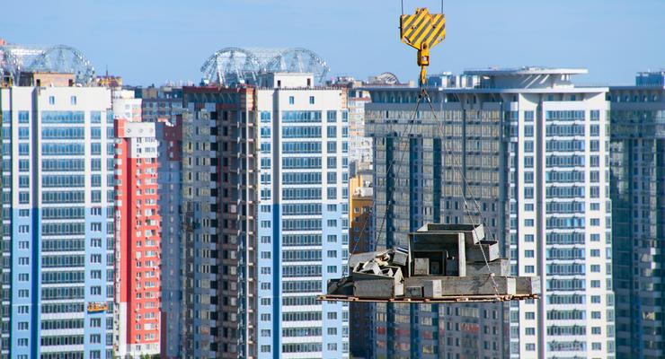 Квартира в Киеве: Стоимость не стабильная, но дешевеет