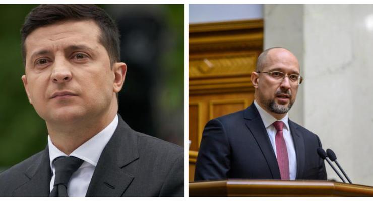 В НАПК проверяют декларации Зеленского и Шмыгаля