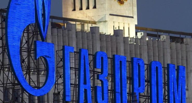"""""""Газпром"""" купил полный объем дополнительной мощности Украины для транзита газа в мае"""