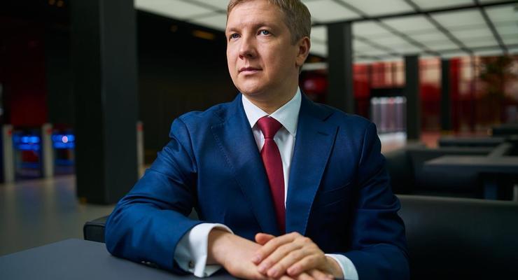 """Кабмин отправил в отставку главу """"Нафтогаза"""" Коболева"""