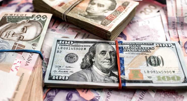 Курс валют на 06.05.2021: Гривна укрепилась к евро