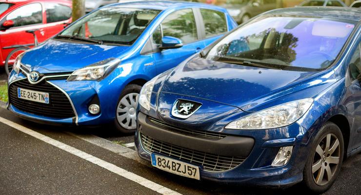 Украинцы за апрель купили свыше 10 тысяч автомобилей