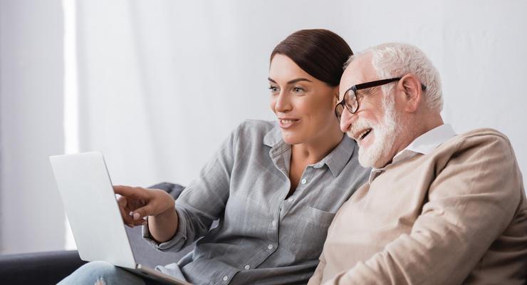 Как оформить пенсию онлайн: Инструкция Минсоцполитики