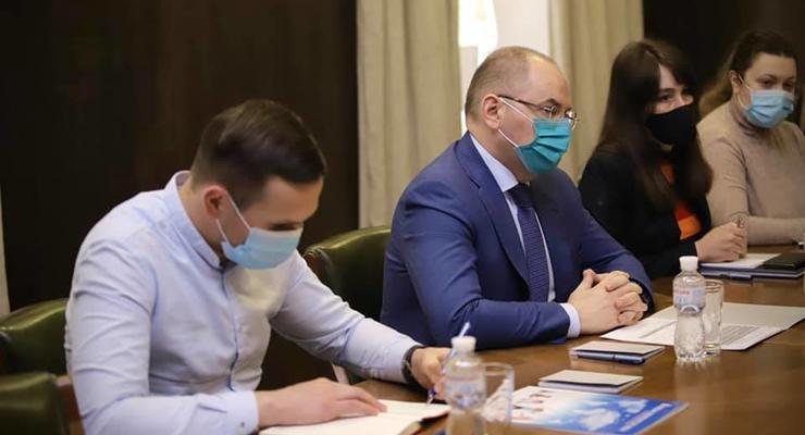 Украина прошла третью волну коронавируса – Степанов