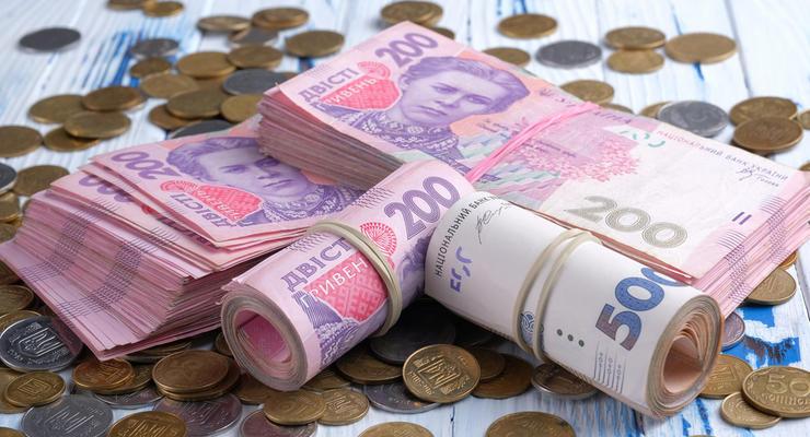 Наличные в Украине: Сколько монет и купюр приходится на одного украинца