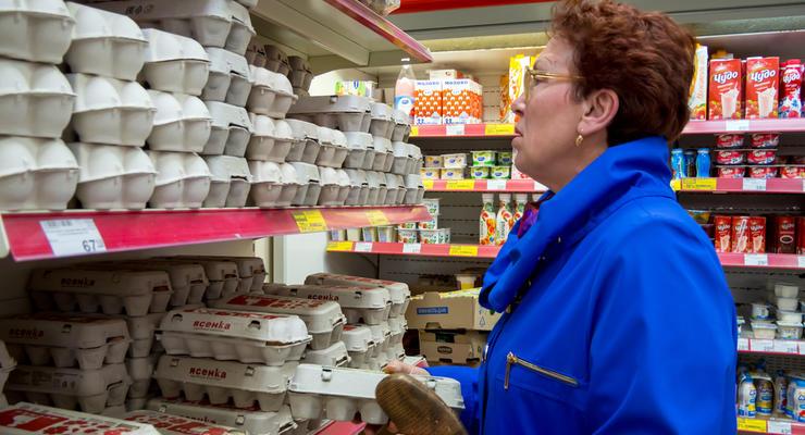 Цены на продукты в Украине резко поднимутся, — НБУ