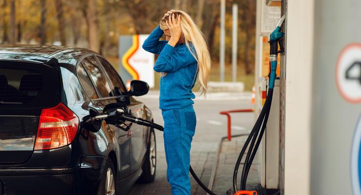 Цены на бензин в Украине резко выросли, — Госстат