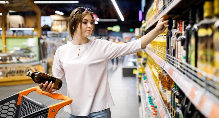 В Украине маркировать некоторые продукты будут по-европейски: Перечень товаров