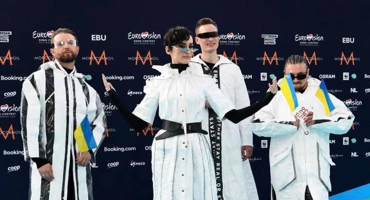 Украина оказалась среди фаворитов Евровидения - FAVBET
