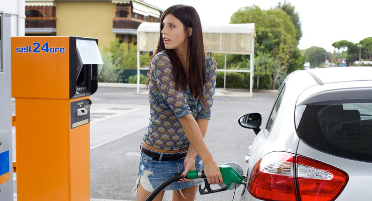 Цены на бензин в Украине снизились, – СМИ