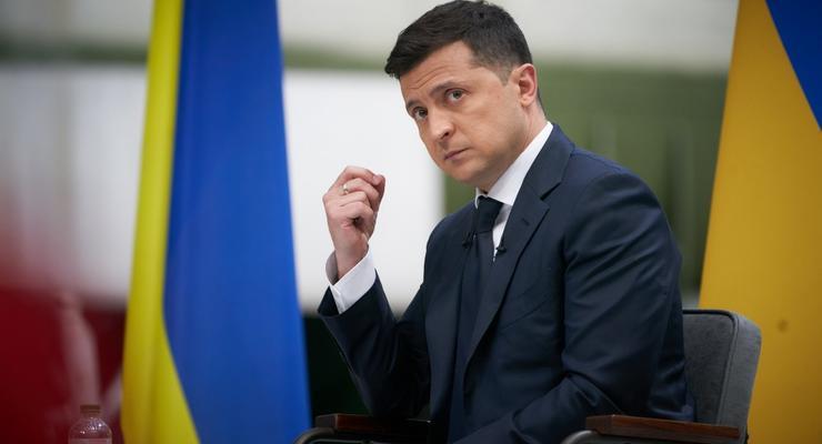 Зеленский анонсировал новые санкции СНБО - возможно, что против Фирташа и Коломойского