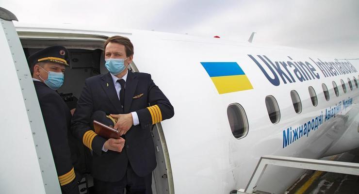 """Рейсы из Украины в ОАЭ: """"МАУ"""" запускает прямое авиасообщение"""