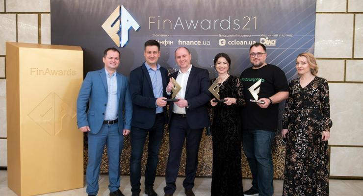 Moneyveo – триумфатор FinAwards 2021
