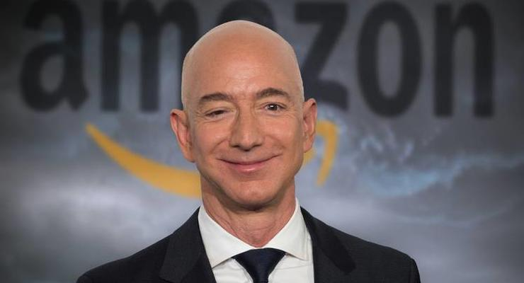 Безос покинет пост гендиректора Amazon: Названа дата ухода