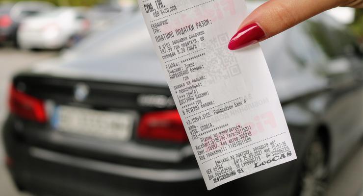 Какие налоги входят в стоимость бензина: Украинская АЗС решила все отобразить в чеке