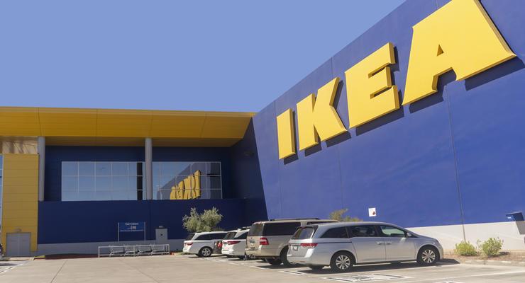 IKEA планирует открыть в Украине отделы питания